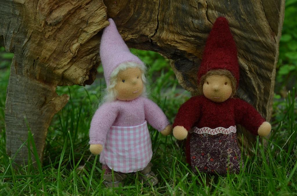 Lina und Astrid